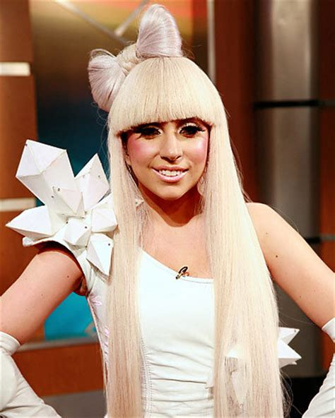 Gaga Hairstyles by Gaga S 25 Most Outrageous Hairstyles Instyle