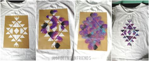 how to design a shirt using paint painted aztec shirt just between friends