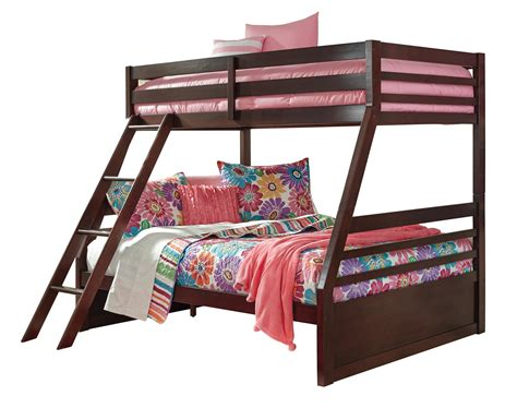 ashley furniture halanton twin  full bunk bed  classy home