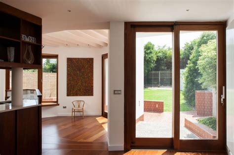 home interiors ireland extension added to an 1950s semi detached house in dublin