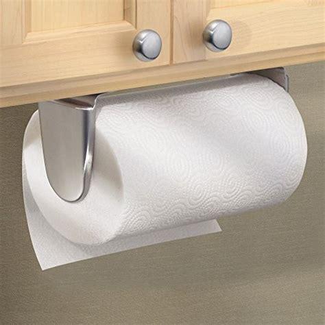 Interdesign Wingo Paper Towel Holder For Kitchen Wall Paper Towel Holder Inside Cabinet