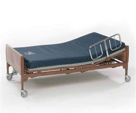 new invacare fully electric hospital bed package solace therapeutic mattress ebay