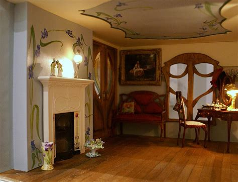 art nouveau bedroom art nouveau design style influences furniture interiors