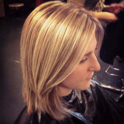 natural blonde hair with lowlights natural blonde highlights and lowlights hair pinterest