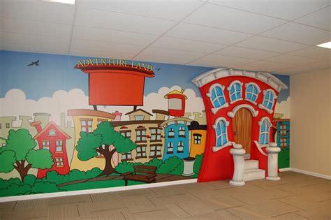 custom printed wall murals custom wall mural children s ministry design