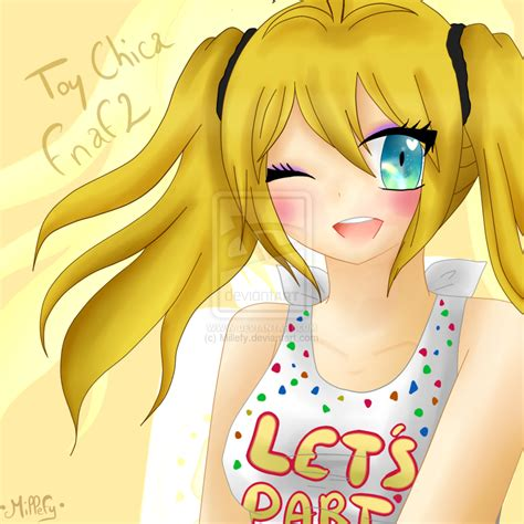 deviantart anime chica toy toy chica cute version 2015 by millefy on deviantart