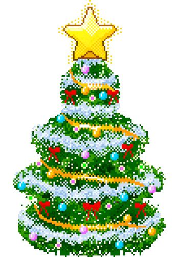 animated christmas tree clip art 30 amazing tree gifs to best animations