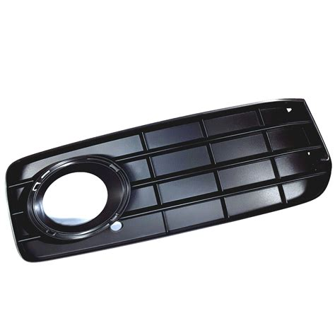 audi s5 fog light cover 2009 audi s5 m t fog light grille lower grille front