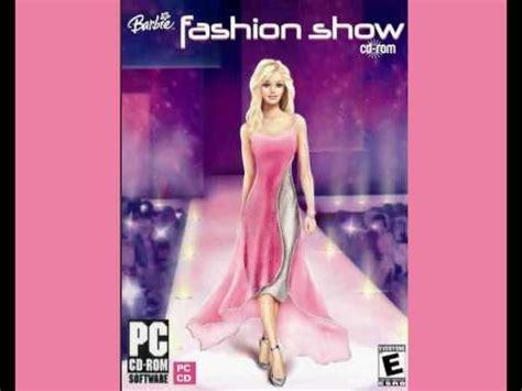 barbie fashion show download