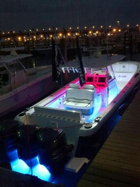 boat navigation lights western australia our intrepid powerboats 375 center console tournament