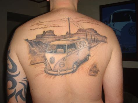 volkswagen tattoo thesamba general chat view topic back vw