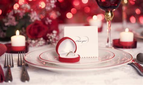 san valentino tavola tavola san valentino idee romantiche per apparecchiare