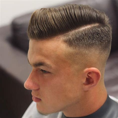 skin fade comb over hairstyle 25 top professional business hairstyles for men men s
