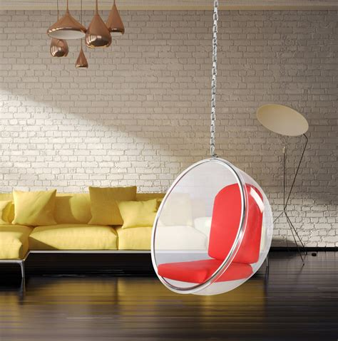 chairs that hang from ceiling hanging chair minimalistic style for your home
