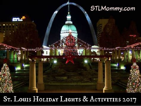 christmas lights st louis st louis holiday light displays activities 2017 stl mommy