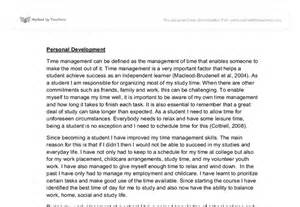 Personal Development Essay by Personal Development Essay Social Studies Marked By Teachers