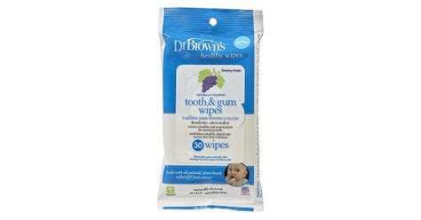 Dr Browns Nose Wipes 30 Wipestissue Bayibaby Wipes jual murah dr brown healty wipes naturally cleaning tooth gum 30 sheet popok di jakarta