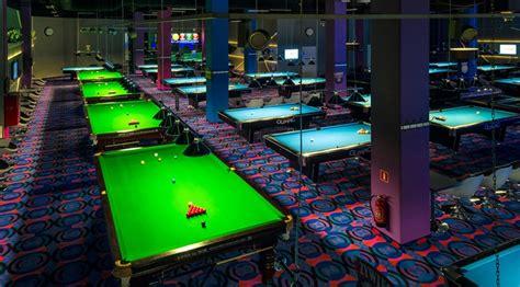 bandaclub snooker  pool club  sky tower  wroclaw