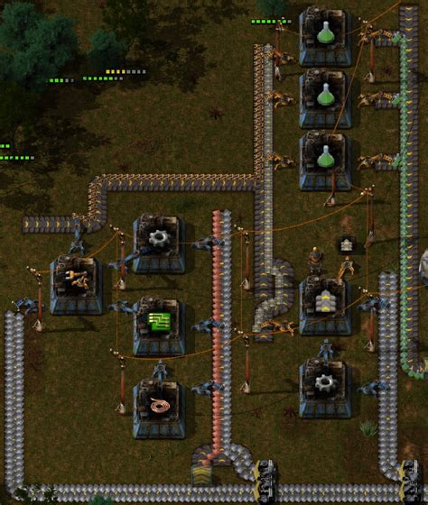factorio guide green science pack automation in a few
