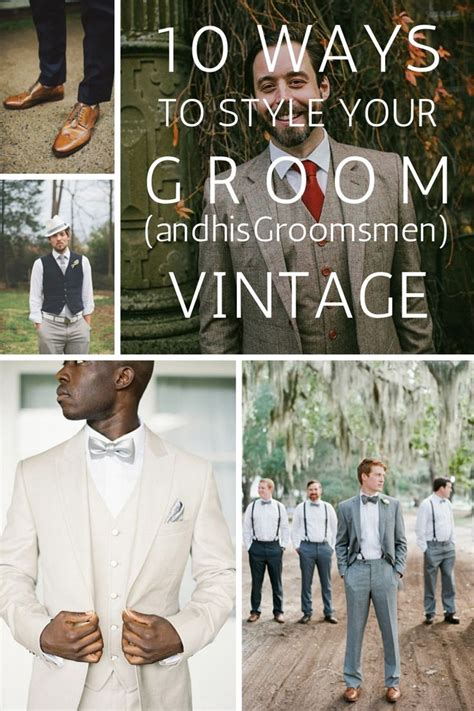 Mens Wedding Attire Vintage by 142 Best Groomsmen And Ring Bearer Options Images On
