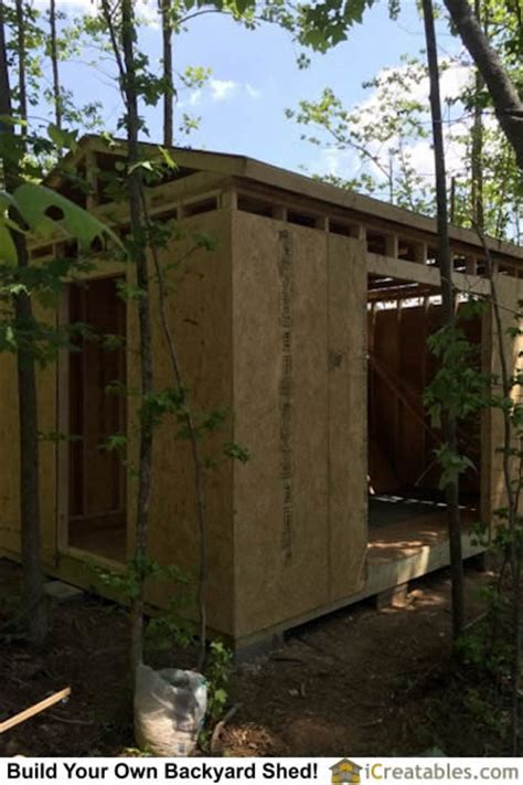 Shed Fascia by Pictures Of Backyard Shed Plans Backyard Shed Photos