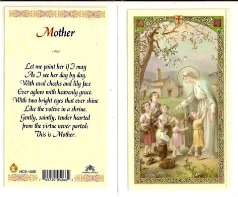 catholic prayer card templates prayer card s day prayer cards