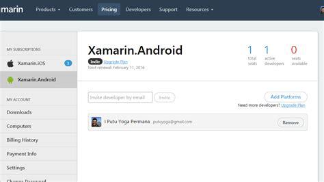 membuat aplikasi android dengan xamarin cara daftar xamarin student untuk membuat aplikasi windows