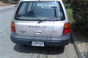 2000 Subaru Forester L 2000 Subaru Forester Pictures Cargurus