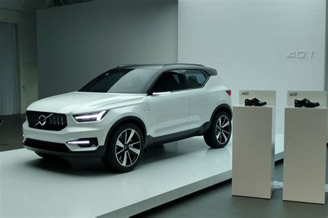 volvo new v40 volvo v40 and xc40 previewed by 40 1 and 40 2 concepts