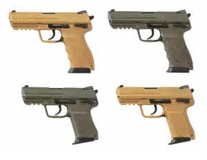 colored pistols new from heckler koch colored pistols the about