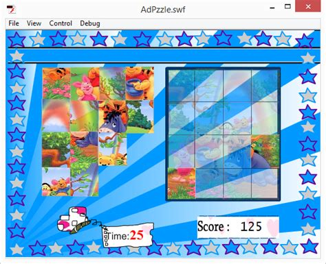 membuat game puzzle dengan adobe flash cs3 catatan adde membuat game puzzle dengan waktu dan score as2