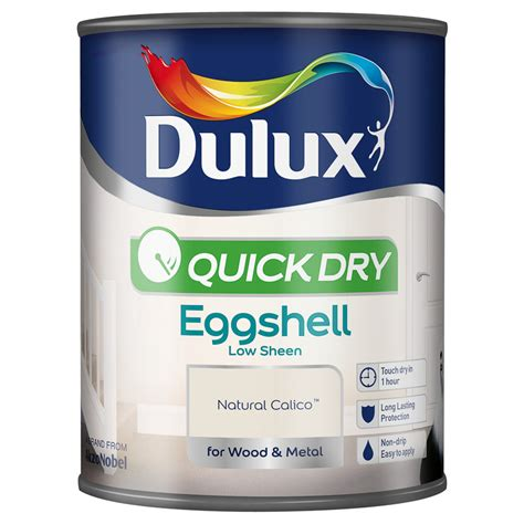 dulux eggshell paint calico 750ml painting