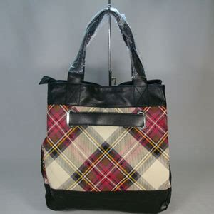 Tas Wanita Burberry Multicolor Branded Bag branded handbags burberry plaid
