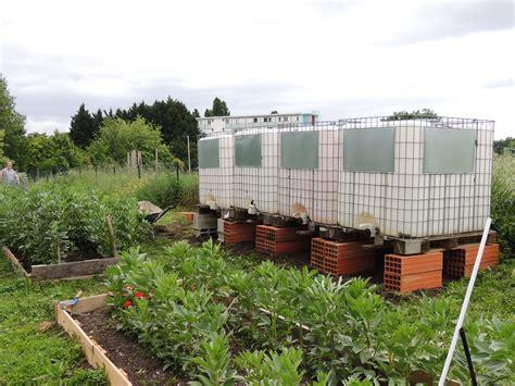 arrosage jardin potager agriculture urbaine potager urbain en bambou jardins arrosage jardin potager sncast