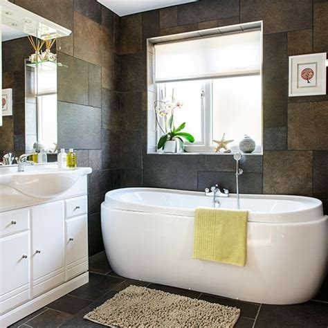 brown and white bathroom ideas white and brown bathroom decorating housetohome co uk