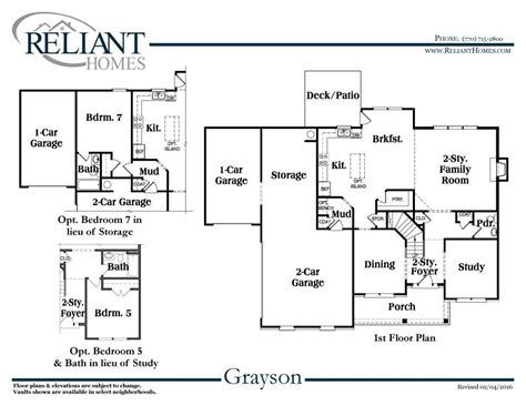 grayson floor plan grayson a se reliant homes new homes in atlanta