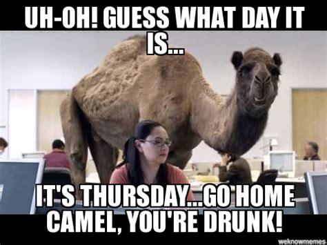 Thursday Meme - image gallery thursday memes