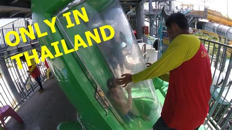 Only In Thailand network amazone waterpark pattaya only in