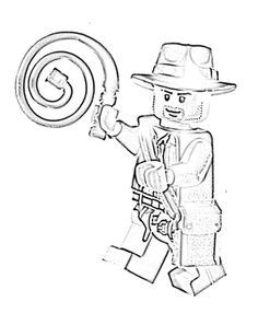 indiana jones lego coloring pages free 1000 images about lego c on pinterest lego coloring