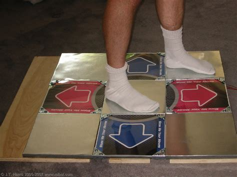 Ddr Mat by Ddr Pad