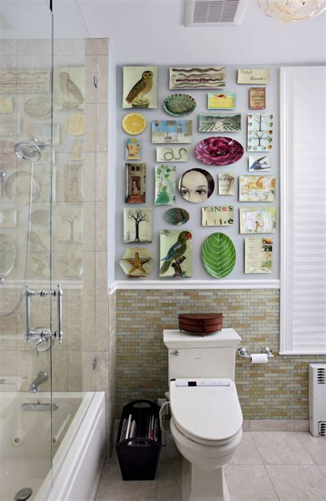 decoupage bathroom fabulous compare decorative plates decorating ideas