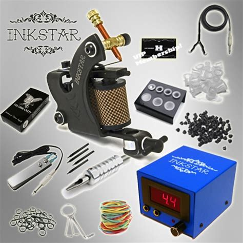 inkstar tattoo kit kit inkstar venture c kit original with no ink