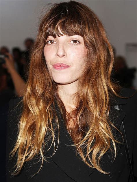 women of france hair styles the go to hairstyle all french women love lou doillon