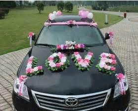 car decor wedding