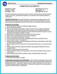 Sle Resume For Entry Level Correctional Officer Correctional Officer Resume To Get Noticed