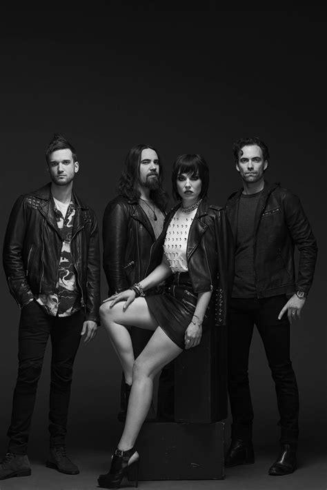 Atlantic Records Press | Halestorm