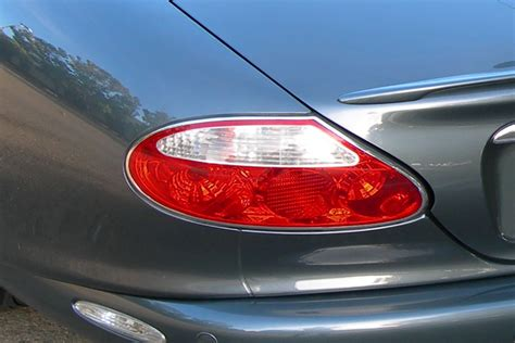 Jaguar Xk8 Xkr Rear Light Unit Chrome Trim