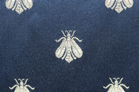 Cox Upholstery Napoleonic Bee Fabric French Bee Fabric The Fabric Mill