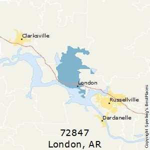 Unemployment Office Russellville Ar by Best Places To Live In Zip 72847 Arkansas