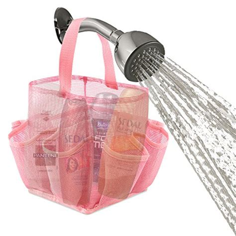 Shower Bag For Cing by Zober Mesh Shower Caddy Organizer Tote For Bathroom